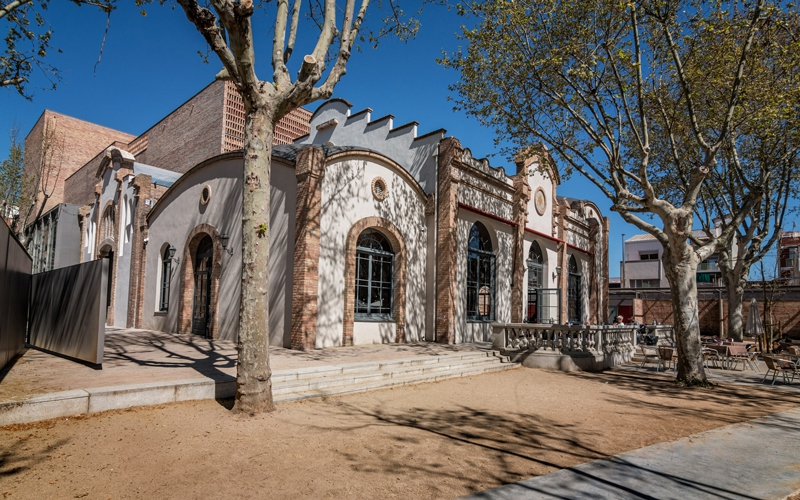 REHABILITATION OF THE NEW ARTESÀ THEATER IN EL PRAT DE LLOBREGAT