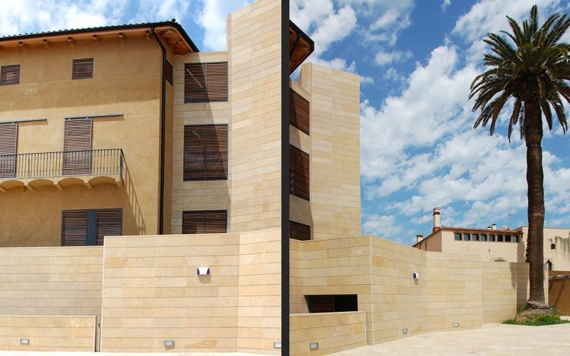REHABILITACIÓN DEL EDIFICIO CAN BARRAQUER COMO MUSEO DE SANT BOI DE LLOBREGAT